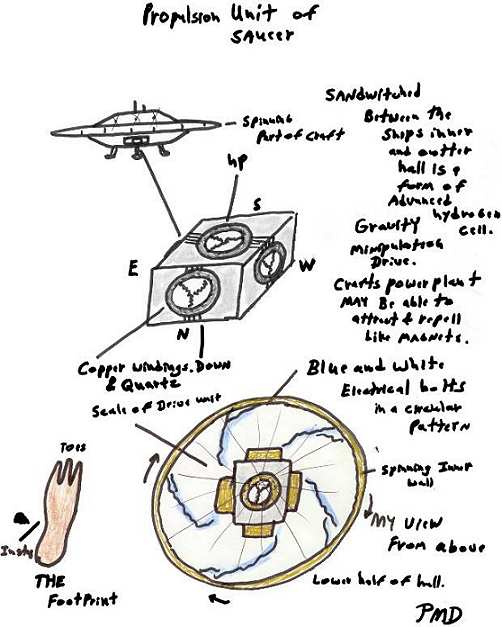 Spirit Space Probe Sketch (page 4) - Pics about space