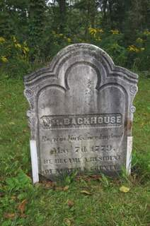 Grave Marker Two