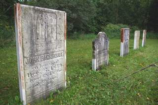 Grave Markers Six