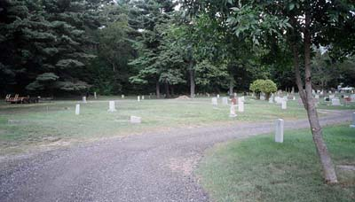 Parry Sound Cemetery Two