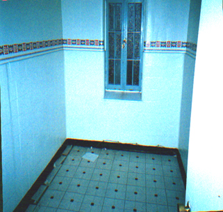 Second floor room